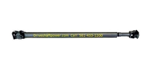 P#s 371103588000, 37110-35880, 7110-3D220 & 37110-3D410 Toyota Tacoma Rear Drive Shaft Assembly fits Years 1999-2004 2WD with Automatic Transmission